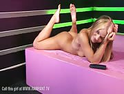 Geri naked on babestation