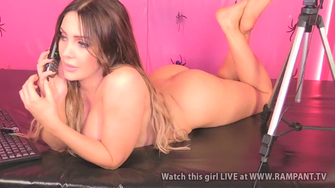 Ashley Emma - Babestation Blue(28 October 2018)