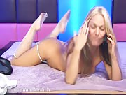 Sexy Geri on babestation
