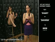 More Shanti and Sahara Enjoy